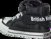 BRITISH KNIGHTS Baskets ROCO en noir - small