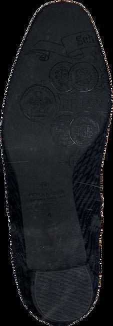 Blauwe PETER KAISER Enkellaarsjes OSARA  - large