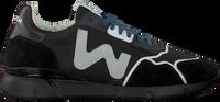 Grijze WOMSH Lage sneakers RUNNY  - medium