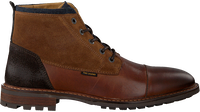 PME Chaussures à lacets GRIZZLER en cognac  - medium