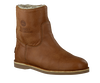 SHABBIES Bottines 202024 en cognac - small