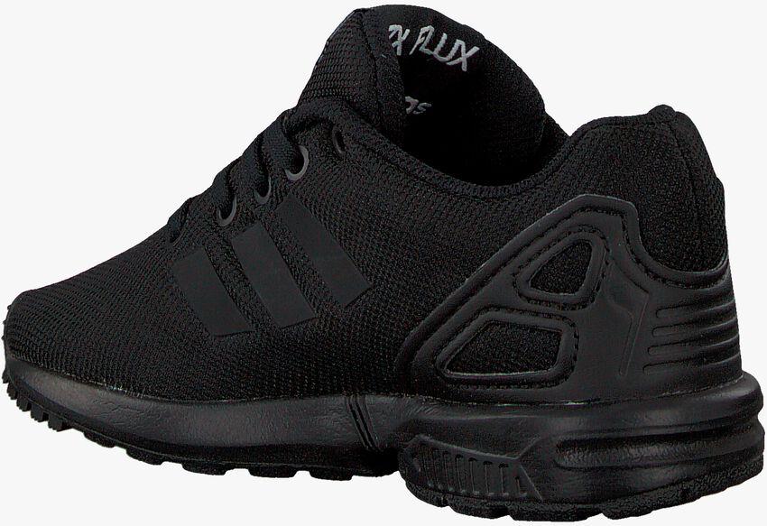 Zwarte ADIDAS Sneakers ZX FLUX KIDS  - larger