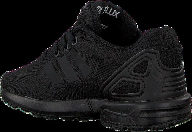 ADIDAS Baskets ZX FLUX KIDS en noir - large