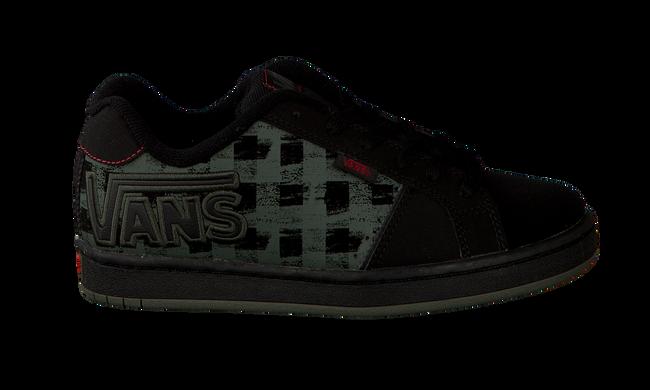 Black VANS shoe WIDOW SLIM  - large