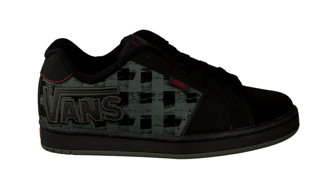Zwarte VANS Sneakers WIDOW SLIM  - large