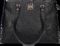 Zwarte LIU JO Schoudertas PIACENTE SHOPPING BAG  - medium