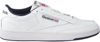 Witte REEBOK Sneakers CLUB C 85 MEN  - medium