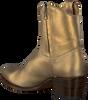 Gouden SENDRA Enkellaarsjes 16751  - small