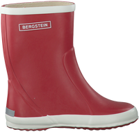 Rode BERGSTEIN Regenlaarzen RAINBOOT - medium