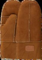 Cognac WARMBAT Handschoenen MITTENS WOMEN  - medium