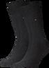 TOMMY HILFIGER Chaussettes 371111 en gris - small