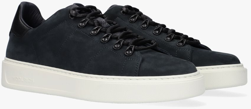 Blauwe WOOLRICH Lage sneakers CLASSIC COURT HIKING  - larger
