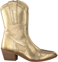Gouden ROBERTO D'ANGELO Hoge laarzen NARDO  - medium