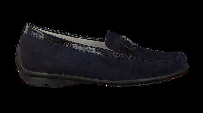 WALDLAUFER Chaussures à lacets HARRIET en bleu - large