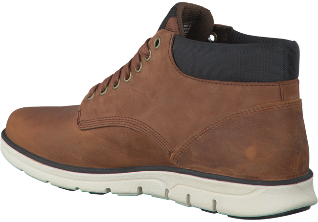 TIMBERLAND Bottillons CHUKKA LEATHER en cognac - large
