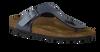 Blue BIRKENSTOCK PAPILLIO shoe 843803  - small