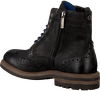 GIORGIO Bottines à lacets HE59605 en noir - small