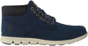 TIMBERLAND Baskets BRADSTREET CHUKKA LEATHER en bleu - small