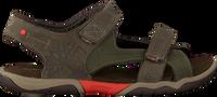 TIMBERLAND Sandales PARK HOPPER L/F 2 STRAP KIDS en vert - medium