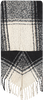 A-ZONE Foulard 8.73.728 en noir - small