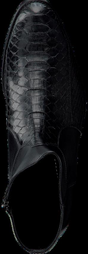 Zwarte SENDRA Enkellaarsjes 15842P - larger