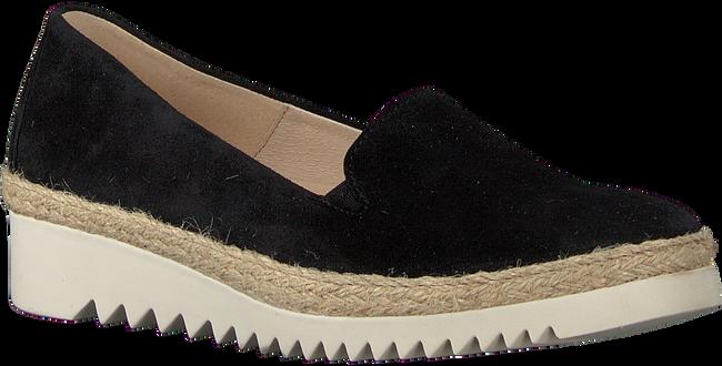 GABOR Chaussures à enfiler 610.2 en noir  - large