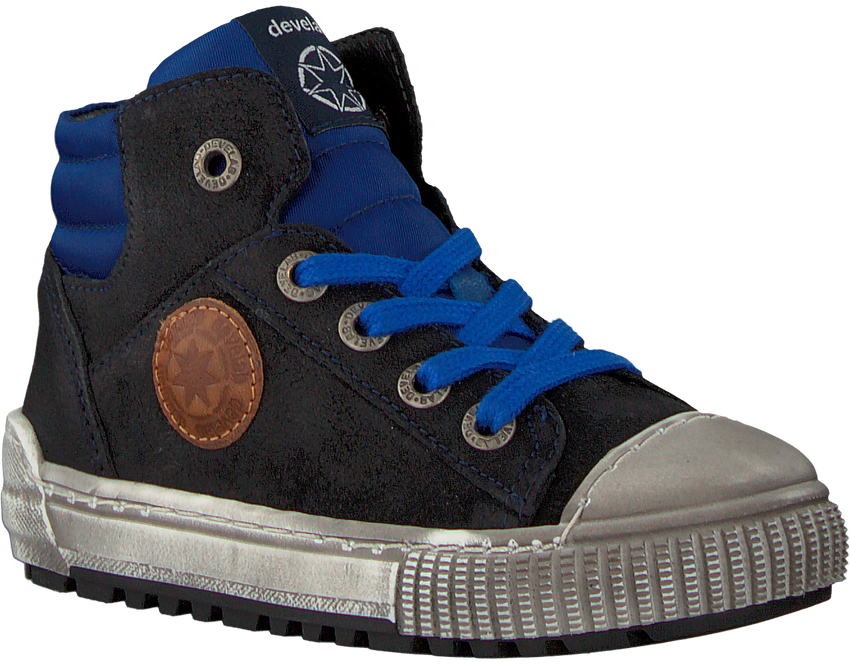 Blauwe DEVELAB Sneakers 41683 - larger
