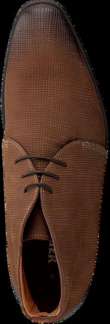 VAN LIER Richelieus 96051 en cognac - large