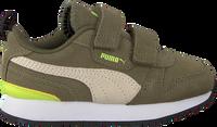 Groene PUMA Lage sneakers R78 SD V INF  - medium