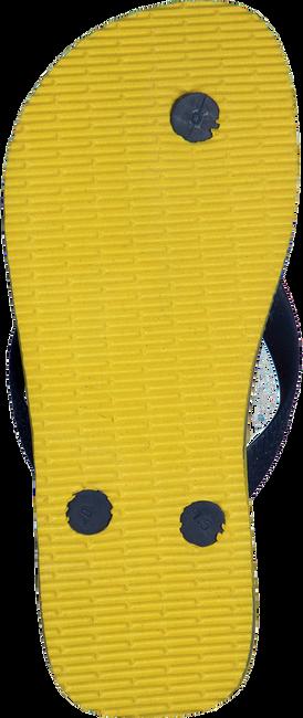 HAVAIANAS Tongs KIDS BRASIL LOGO en jaune - large