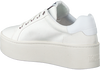 Witte TOMMY HILFIGER Lage sneakers TOMMY JEANS FLATFORM  - small