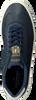 SCOTCH & SODA Baskets basses PLAKKA en bleu  - small