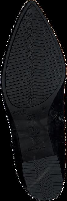 Zwarte HISPANITAS Enkellaarsjes AMELIA-5  - large
