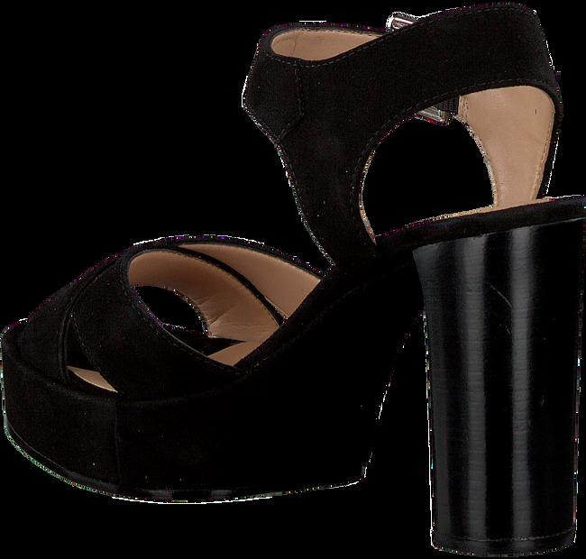 UNISA Sandales VIKEN en noir  - large