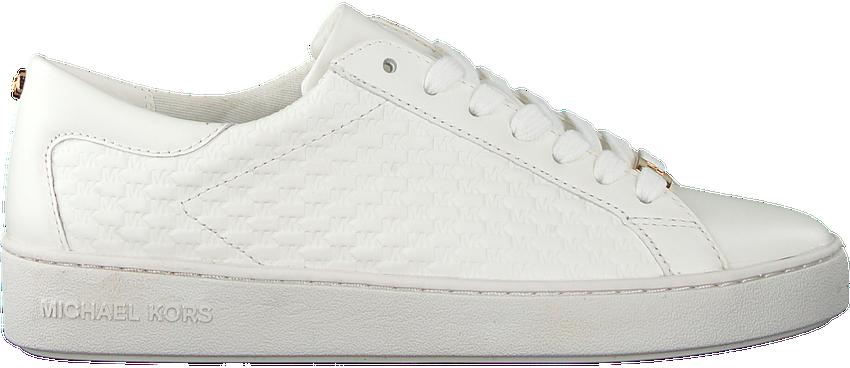 Witte MICHAEL KORS Sneakers COLBY SNEAKER  - larger