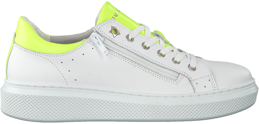 Witte BULLBOXER Lage sneakers ALG000E5L  - larger