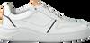 FRED DE LA BRETONIERE Baskets basses 101010128 FRS0713 en blanc  - small