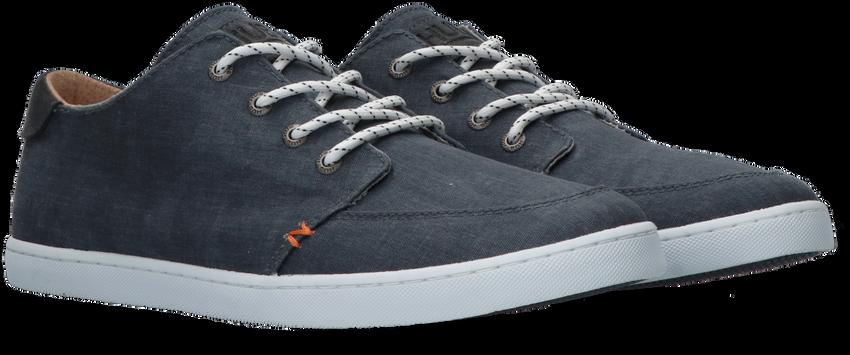 Blauwe HUB Sneakers BOSS - larger