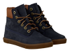 TIMBERLAND Bottillons EK6INLACE en bleu - small