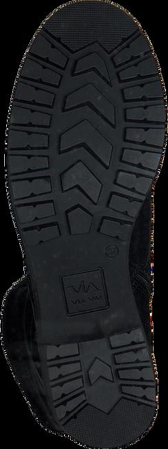 VIA VAI Bottines à lacets 4905078 en noir - large