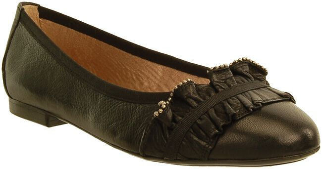 Black HISPANITAS shoe 13700  - large