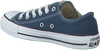 Blauwe CONVERSE Sneakers ALL STAR OX - small