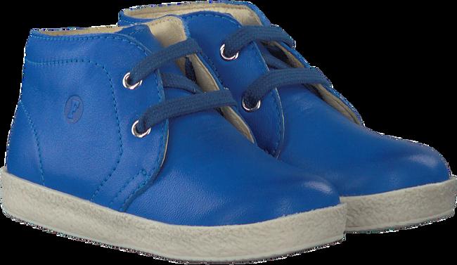 FALCOTTO Chaussures bébé 1195 en bleu - large