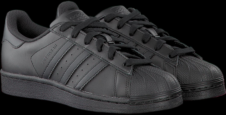 e1d7828889f Zwarte ADIDAS Sneakers SUPERSTAR DAMES - Omoda.be