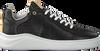 FRED DE LA BRETONIERE Baskets basses 101010125 FRS0626 en noir  - small