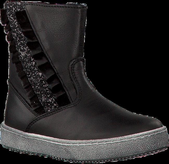 Zwarte OMODA Lange laarzen 4286  - large