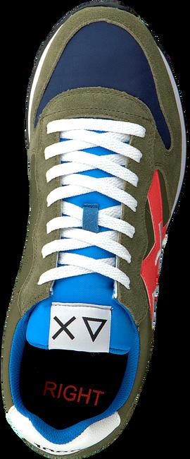 Groene SUN68 Lage sneakers TOM LOGO MEN - large