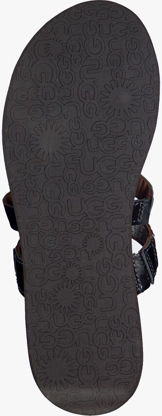 Zilveren UGG Slippers AUDRA  - larger