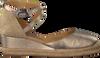 UNISA Espadrilles CAUDE en or  - small
