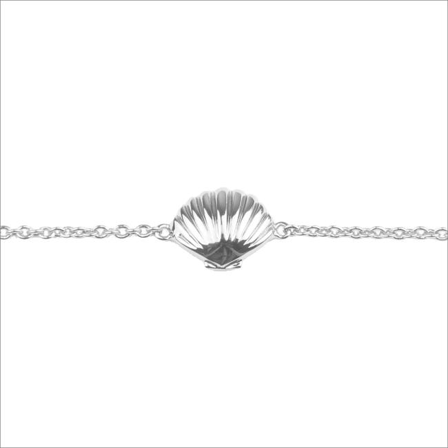 Zilveren ATLITW STUDIO Armband SOUVENIR BRACELET SEA SHELL - large